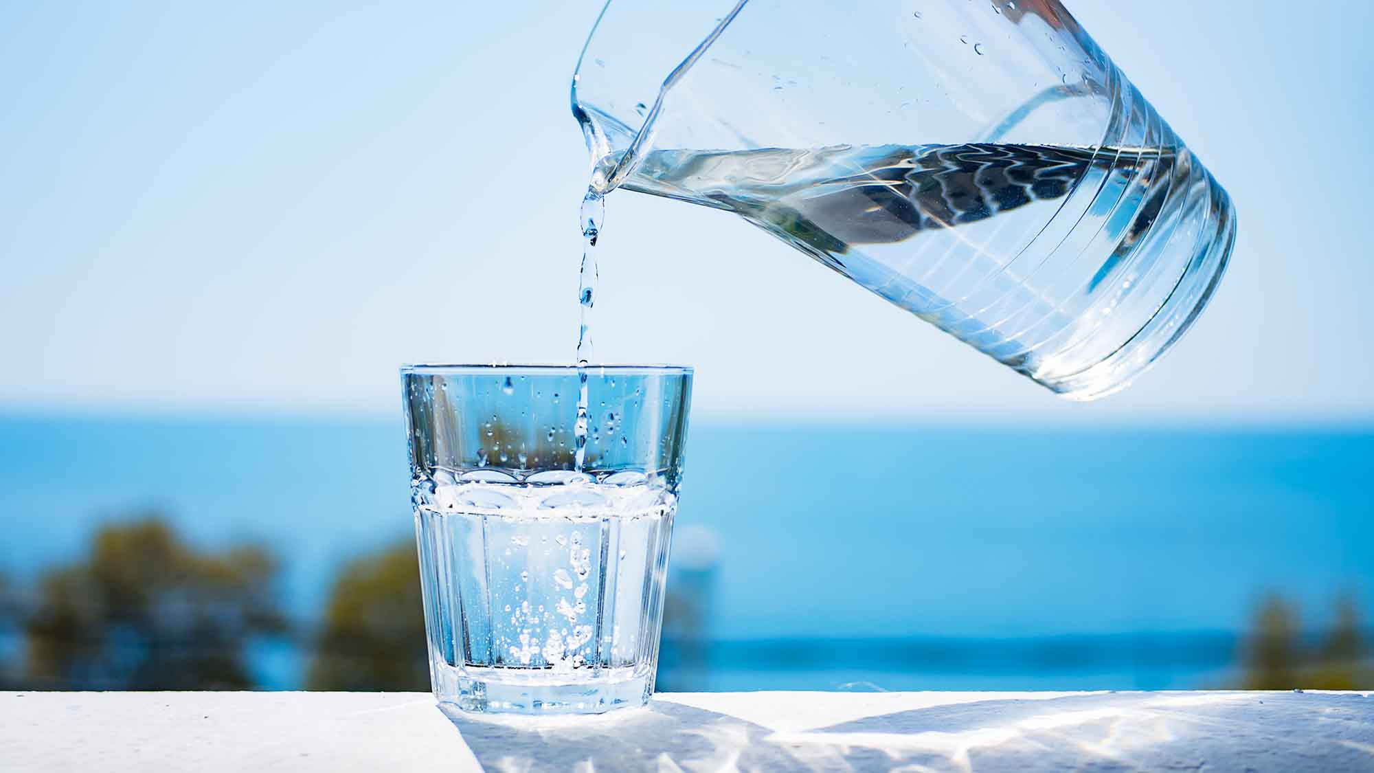 Ensure That Your Water Is Crystal Clear with help from the pro's at Robinson Pump Service, Inc.